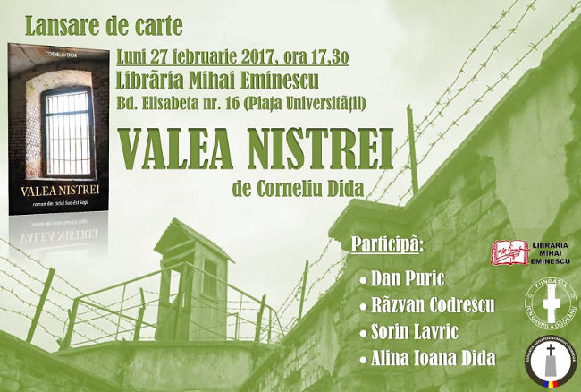 """Valea Nistrei - o capodoperă a """"literaturii de sertar"""""""