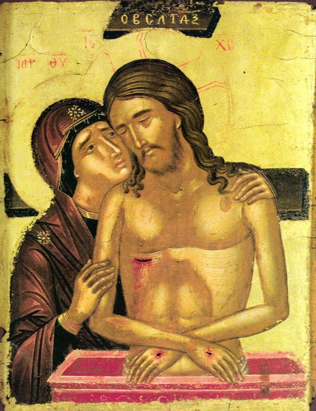 """Strofe sau versuri din """"Prohodul Domnului"""" cenzurate ideologic de Biserica Ortodoxă Română"""