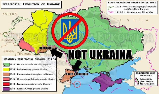 Cetățenia română pentru românii din Ucraina