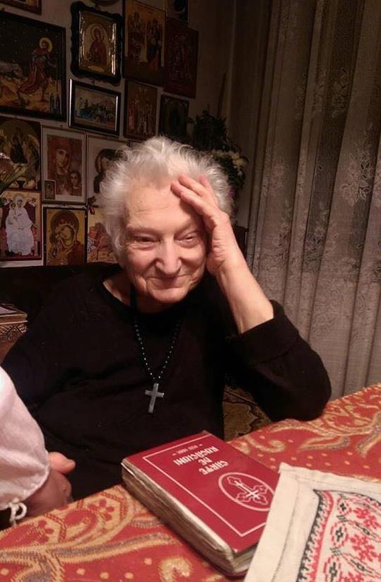 S-a stins o mare mărturisitoare: ASPAZIA OȚEL PETRESCU