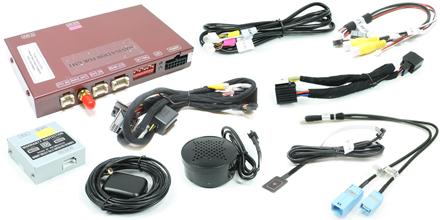 Rostra 250-7610 GM MyLink navigation add-on system