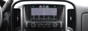Factory navigation for Chevrolet and GMC vehicles now