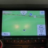 Rostra SoftTouch 250-7610 installed on 2012 GMC Terrain with GM MyLink system