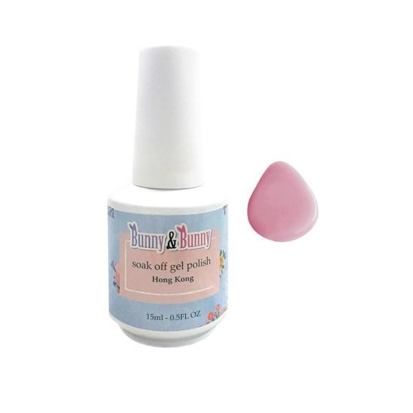 Bunny & Bunny Soak off gel Polish - Souffle