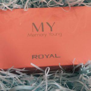 Royal - 新版日本MY Memory Young 臍帶引導精華盒裝117ml (1.3ml×90包)
