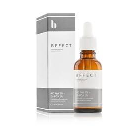 BFFECT - 【控油精華液】3% AC. Net + 1% 鋅 30ml