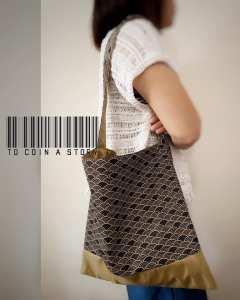 和風 x 泰國風單肩袋(可加配/訂製同款收納袋&搓手液套)