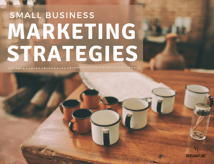 5 Smart Marketing Strategies for Small Businesses