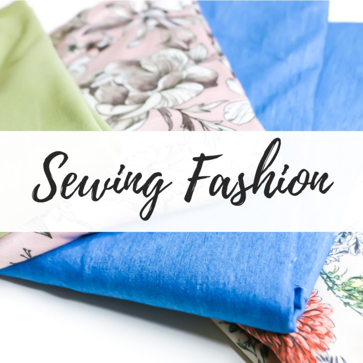 5 Steps for Sewing Fashion - By ROSY | PENA