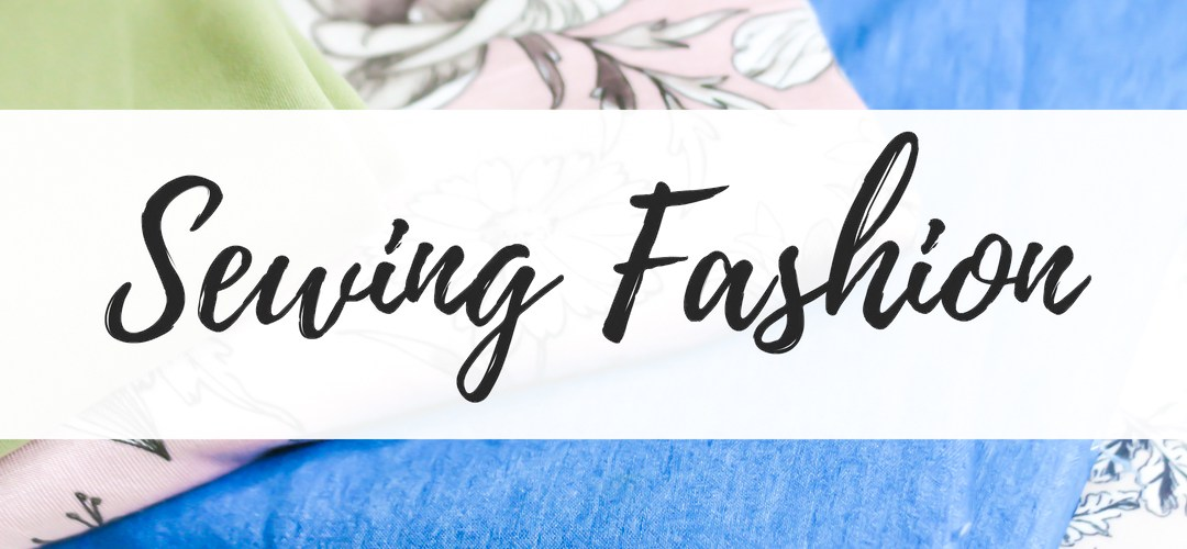 5 Steps for Sewing Fashion - By ROSY   PENA