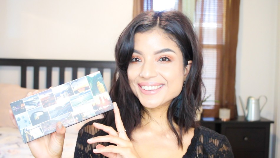 BORN TO RUN PALETTE REVIEW | ROSY PENA