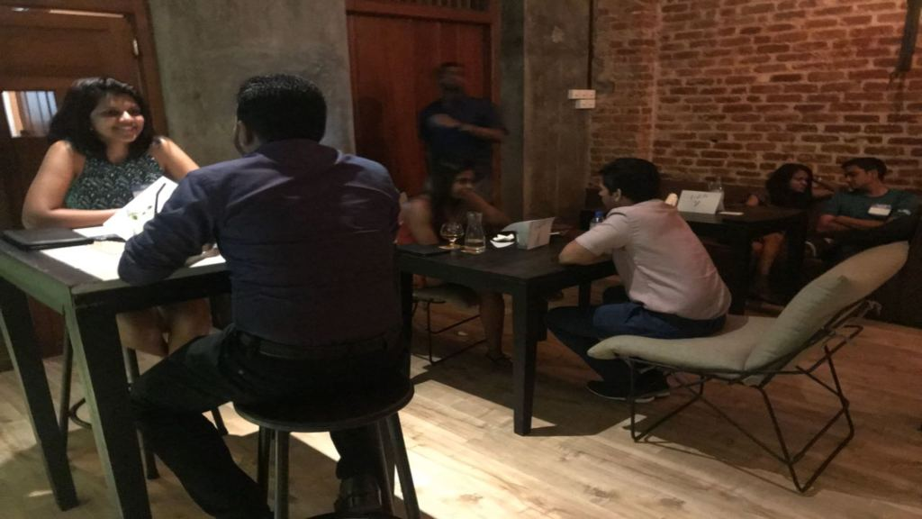 RCC brings Speed Dating to Colombo!