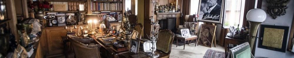 Visita guidata della villa di Alberto Sordi