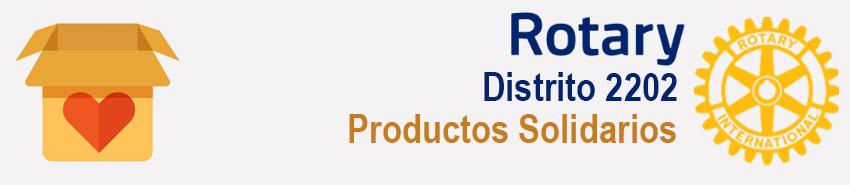 Productos Solidarios Distrito 2202