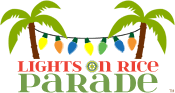 Lights On Rice Parade Logo