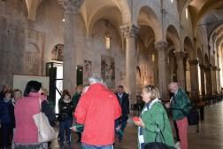 10 Rotary COAST TO COAST Visita alla Cattedrale di San Cerbone