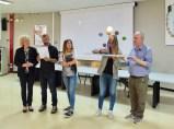 Premio a GAIA TASSELLI, LORENZO VOLPI, MARIATERESA CONTE cl.2b