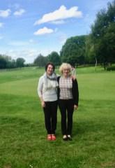 25 Margherita e Costanza al Golf Club
