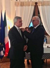 Ingresso nuovo socio Massimiliano Sponzilli