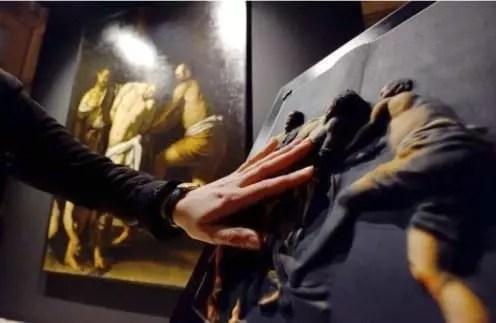 Caravaggio 3d