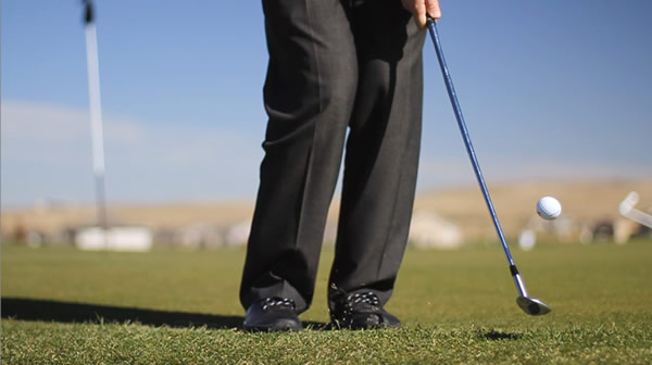 how to hit pitch shots in golf