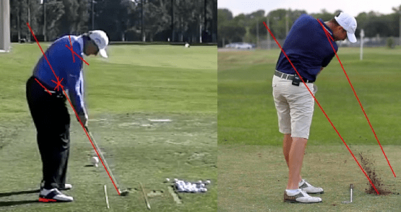 stopping your slice in golf