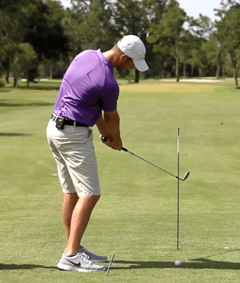 drill to cure your slice in golf
