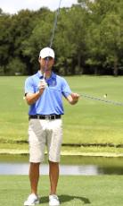 Spin loft compression golf ball