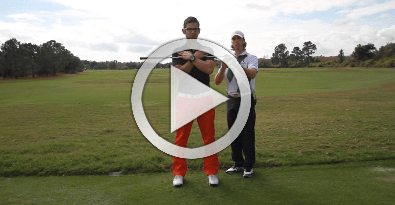 How your body moves in the golf swing