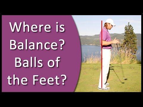 golf balance
