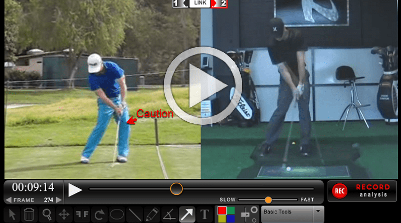 david lingmerth golf swing analysis