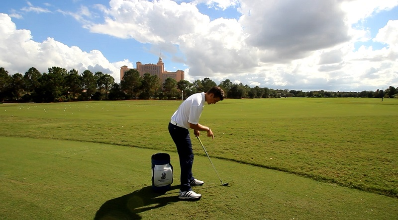 perfecting your golf impact
