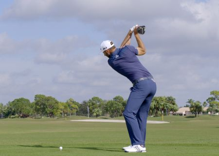 Trick to Stop Rushing the Golf Downswing – RotarySwing com