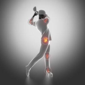 golf joint health supplement