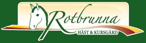 Rotbrunna häst och kursgård