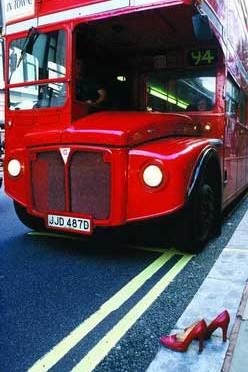 Rückblick auf den Anfang: London Bus
