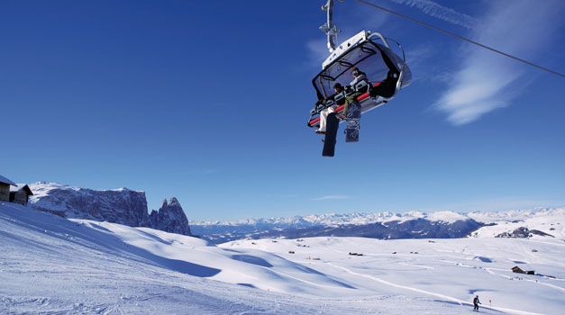 Skifahren In Sdtirol Skiurlaub In Den Dolomiten Roter