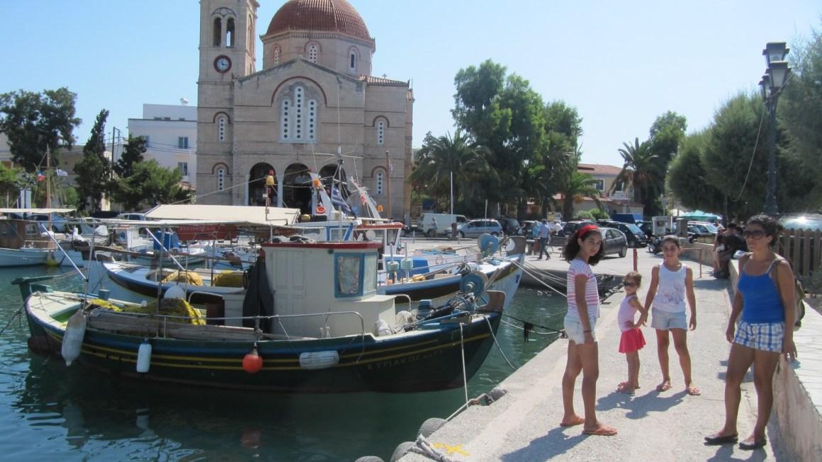 אגינה Aegina