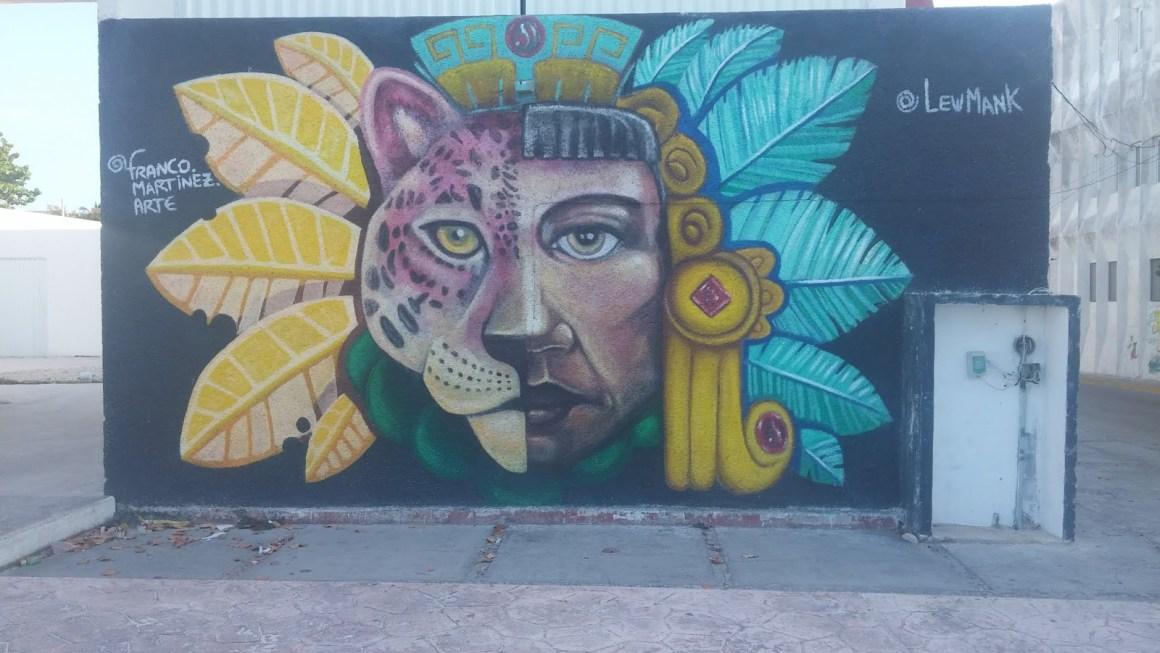 גרפיטי ותמונות קיר ממקסיקו