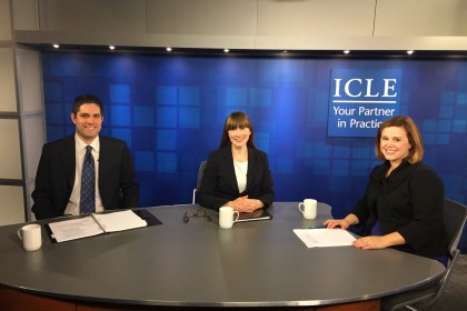 "Recording ""Working with Guardians ad Litem on Elder Law Matters"""