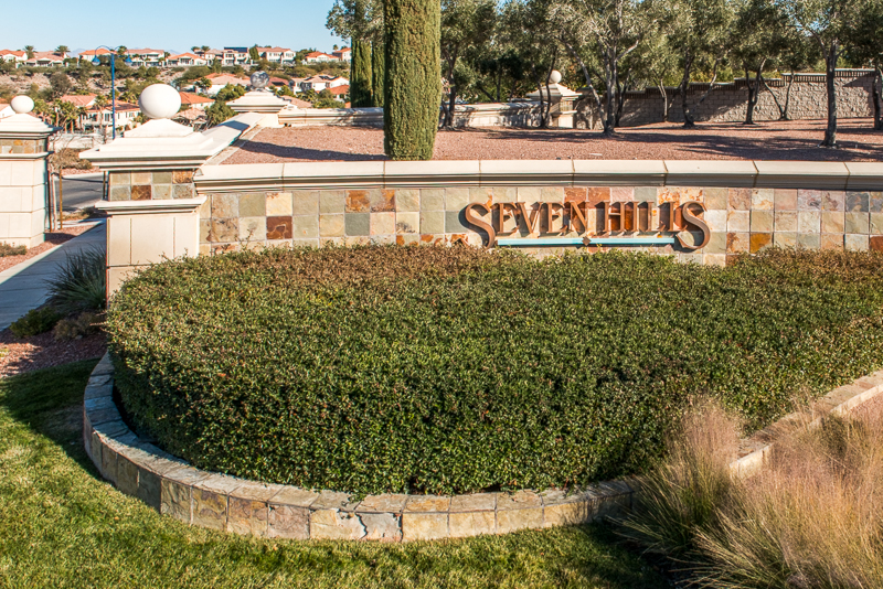 Seven Hills Las Vegas Homes for sale and Real Estate