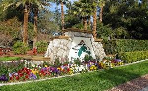 Peccole Ranch Homes in Las Vegas