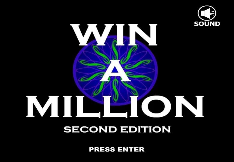 Dica de jogo: Show do Milhão