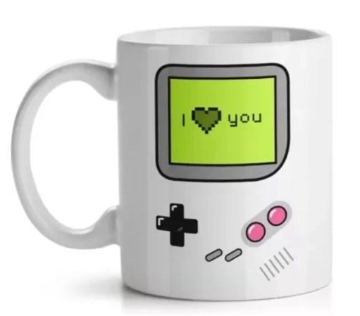 Caneca Game Boy