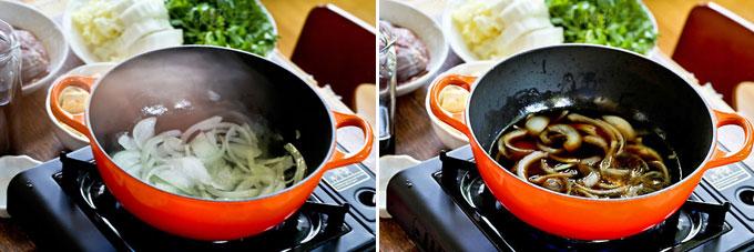 Sukiyaki (Japanese Beef Hot Pot)-13