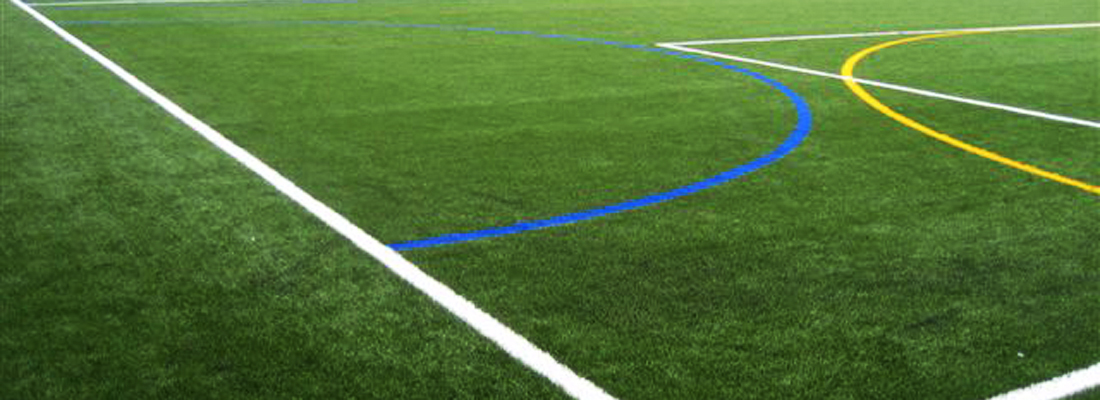 Field Line Marking Football Pitch