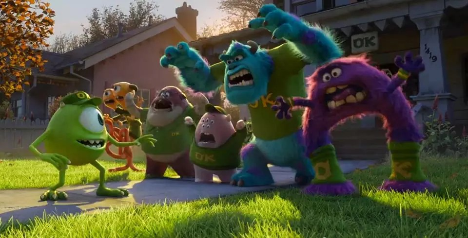 Image result for pixar monsters university