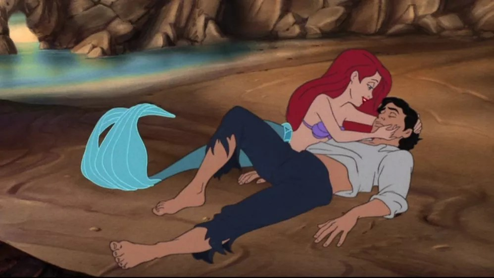 BLU RAY REVIEW Disneys The Little Mermaid Diamond