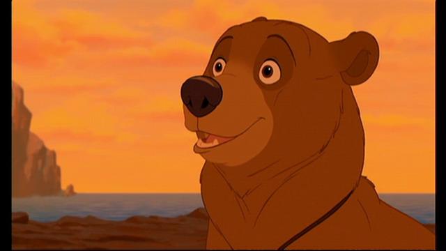 Brother Bear Northern Lights