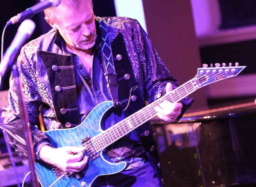 Vic Hyland at Bluescamp